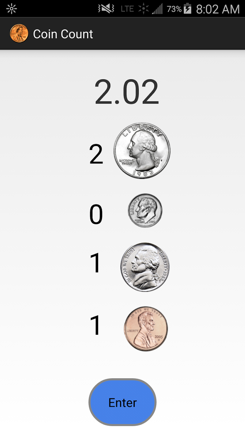Скриншот Coin Count