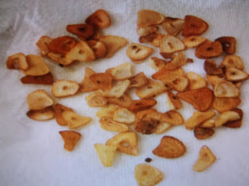 Crispy Garlic Recipe