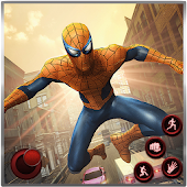 Ultimate Spider Hero Adventure