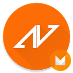 Asiimov CM13 CM12 Theme v5.7.0