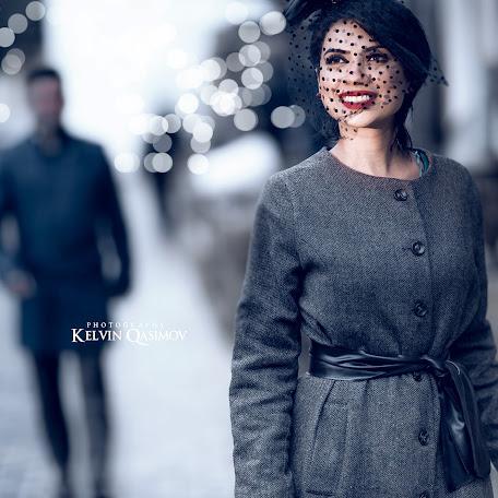 Wedding photographer Kelvin Gasymov (Kelvin). Photo of 17.02.2018