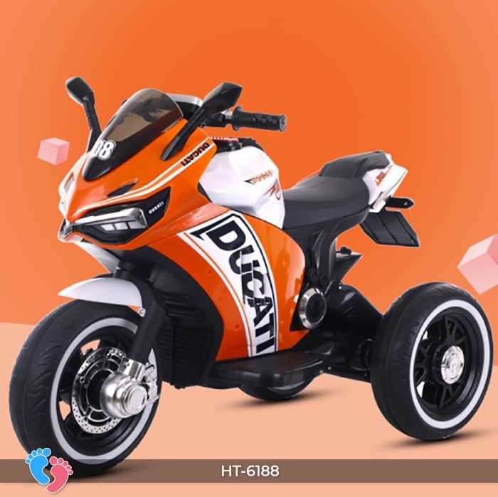 Xe mô tô điện thể thao Ducati HT-6188 12