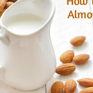 Almond Milk Desserts Recipes