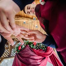 Wedding photographer Alina Sudakova (Alinoshka91). Photo of 22.01.2018