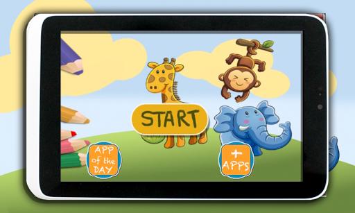 無料娱乐Appのカラージャングル動物|記事Game