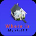 Where is My Stuff ? - LITE icon