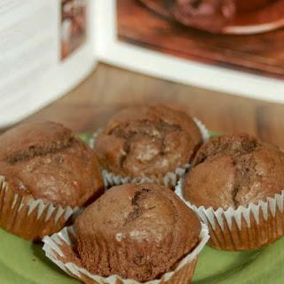 Nigella Lawson's Chocolate Banana Muffins.