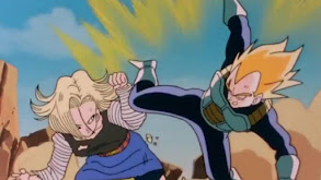 A Sweet Face and Super Power? Android 18 vs. Vegeta! thumbnail