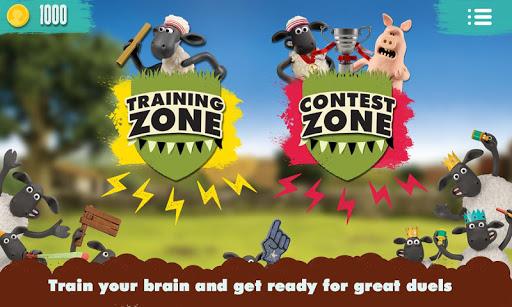Shaun the Sheep Brain Games screenshots 1