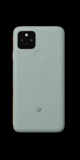 Pixel5 wurde im Oktober2020 auf den Markt gebracht. Einige Schlüsselfunktionen dieses Smartphones tragen zu einer besseren Umweltverträglichkeit bei.