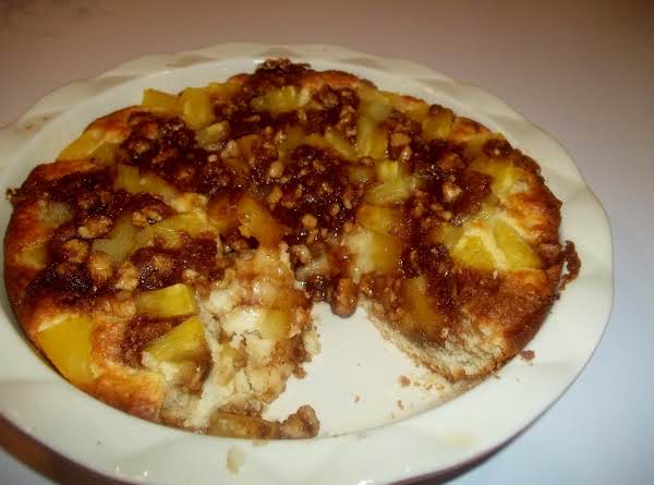 Pineapple Coffee Cake - Bisquick Recipe