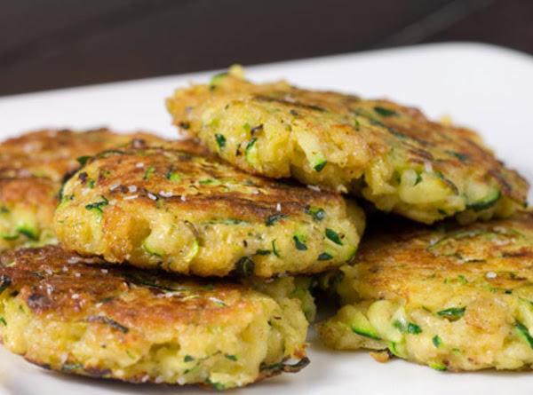 Zucchini Patties Recipe