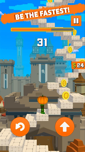 Jump & Climb: Stairs Rush 3D mod apk 1.01.controls_v2 screenshots 2