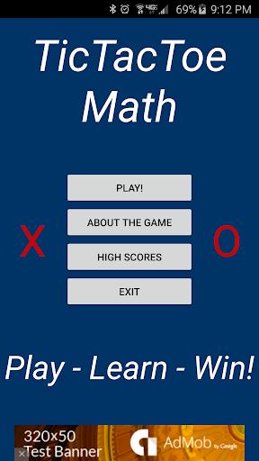 TicTacToe Math