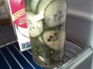 Refrigerate overnight, up to 2 weeks.
