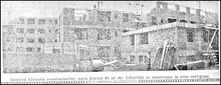 Photo: Str. Libertatii - 1960 - ziar Turda Noua sursa Suciu Petru. Facebook https://www.facebook.com/groups/biselectro/permalink/1765053096849977/