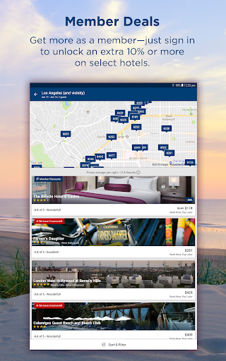 Travelocity Hotels & Flights 18.32.0 screenshots 8