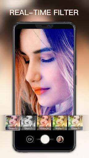 HD Filter Camera screenshot 2