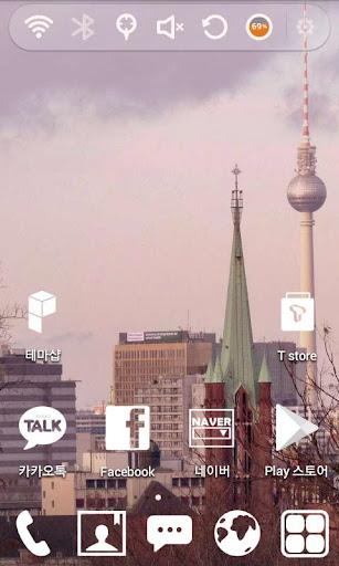 Berline TV Tower Theme