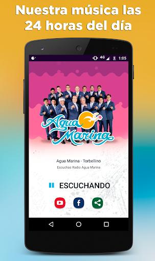 Agua Marina Radio 9.0.1 screenshots 2