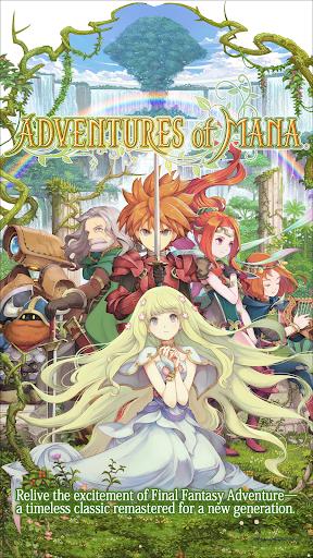 Adventures of Mana  PC u7528 6