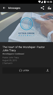 Otter Creek Assembly- screenshot thumbnail