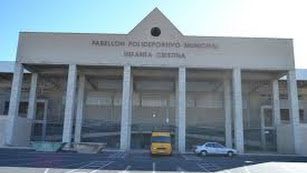 Pabellón Infanta Cristina de Roquetas de Mar.