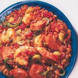 Crock Pot Jambalaya.