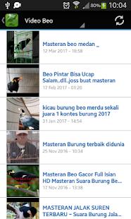 Suara Beo Master - náhled