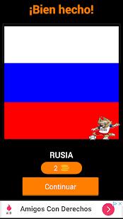 Quiz Mundial de Rusia 2018 Screenshot