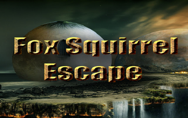 Fox Squirrel Escape
