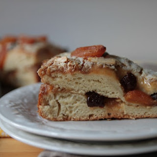 Bavarian Potato Coffee Cake