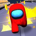 Among Us Rush 3D Games icon