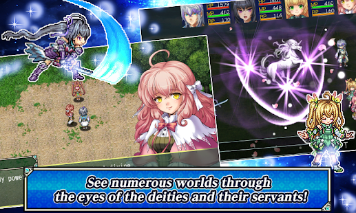 RPG Asdivine Menace Android apk