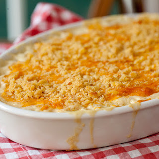 Hot Corn Casserole With Cream Cheese Recipes