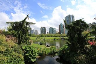 Photo: Vancouver - aus dem Stanley Park
