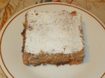 Easy Chocolate Chip Blondies Recipe