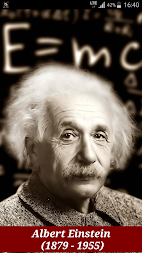 Citations de Albert Einstein APK screenshot thumbnail 1