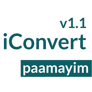 iConvert: All-in-one file converter