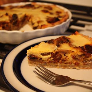 Savory Vegan Quiche Recipe