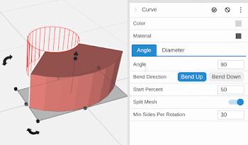 Curve Tool