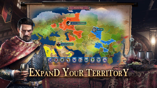 Conquest of Empires apktram screenshots 9