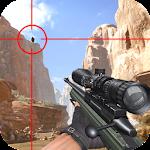 Mountain Shooting Sniper Icon