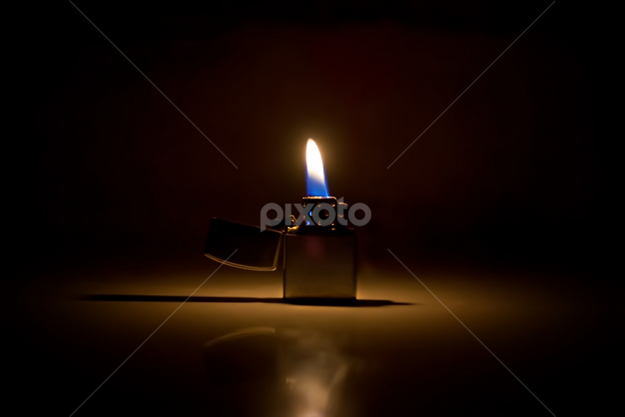 Zippo by Renggie Destrio - Artistic Objects Other Objects
