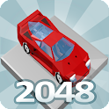 2048 3D Cars ! icon