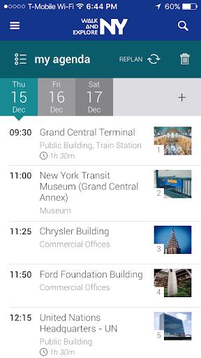 New York Walk And Explore NYC - New Free v 2.0 -  screenshots 3