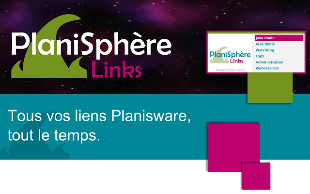 PlaniSphere Links
