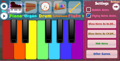 Kids Piano 1.10 screenshots 2