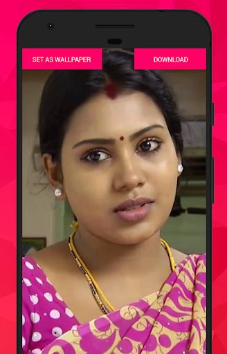 Tamil TV Serial Actress HD 1 screenshots 4