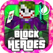 Block Heroes - Evil Super Hero